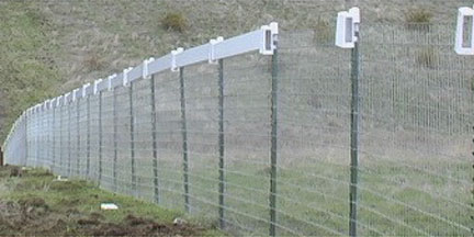 Metal T Post fence accessories